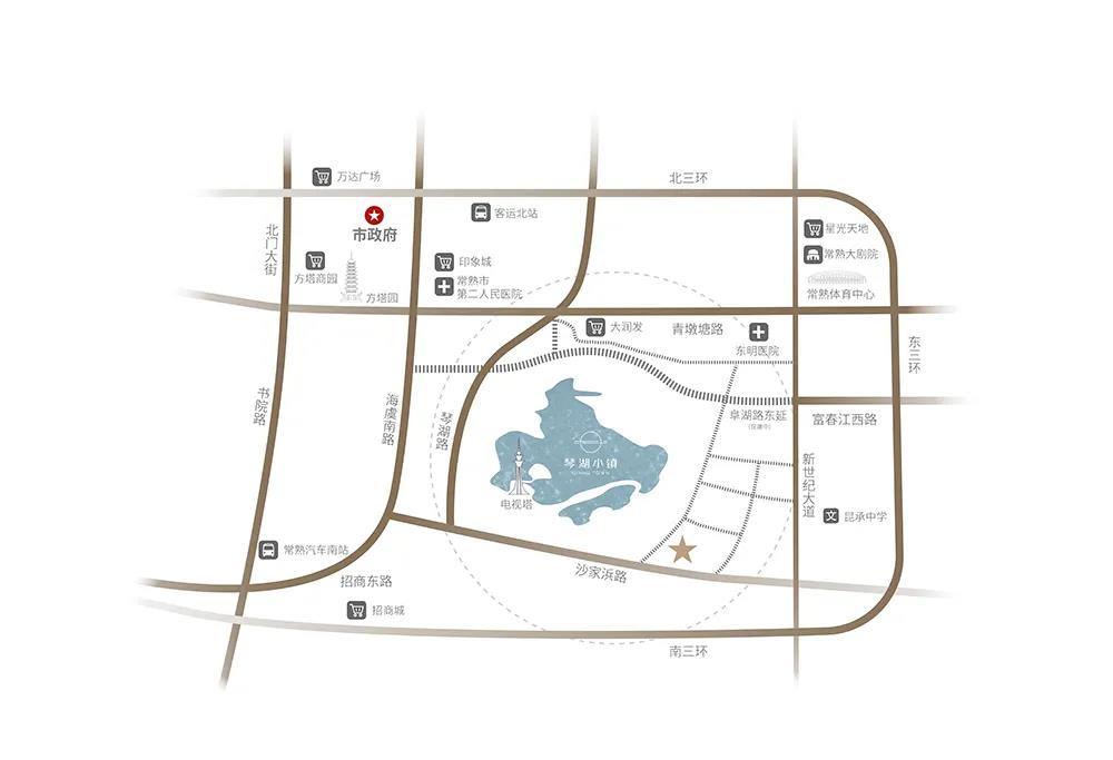 琴湖小镇,琴鸣雅院,琴湖,大平层,零距离房产网