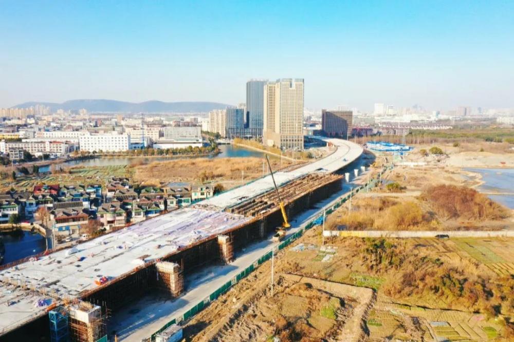 常熟零距離房產,交通,教育,學校,城建,G524高架,新世紀大道北延