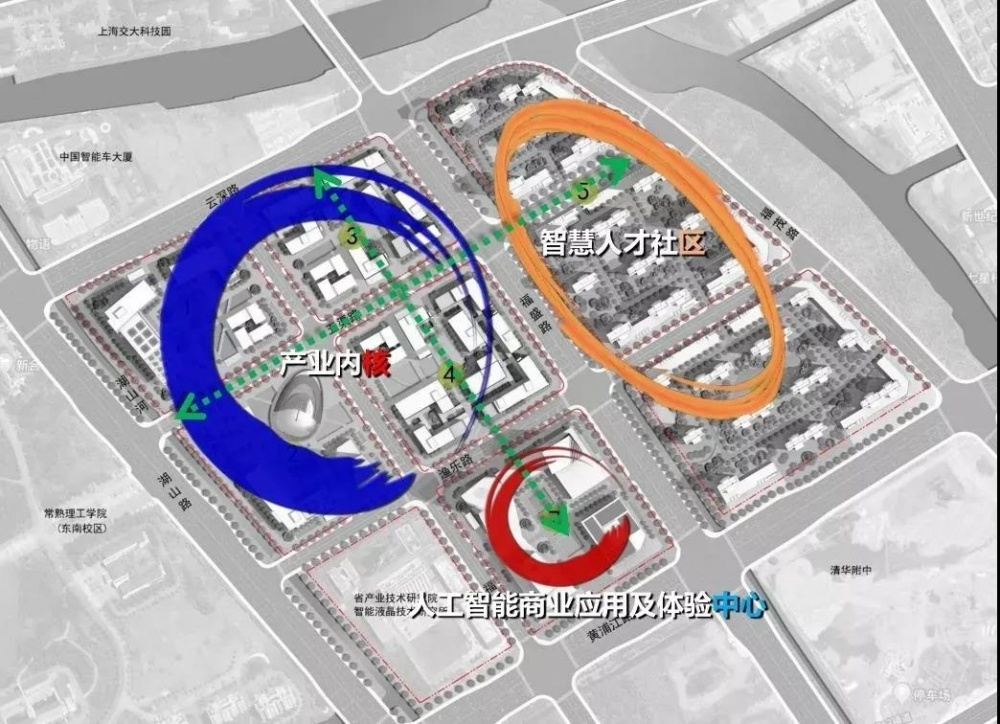 南部新城,綠地香港,新地,常熟零距離房產網