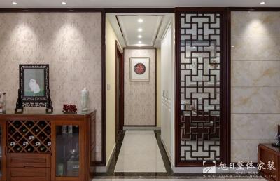 中式风格的蓝天家园