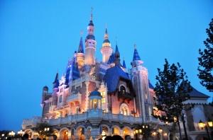 上海迪士尼乐园(日+夜)