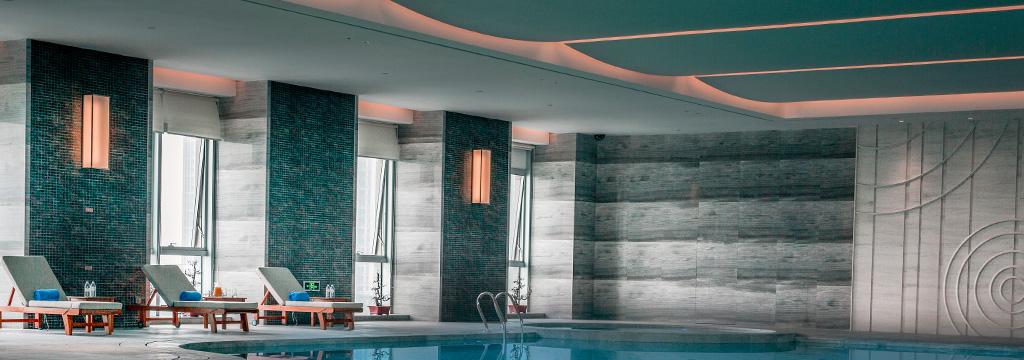 室内泳池让您在冬季也能畅游一番