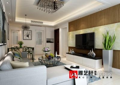 漕泾新村5区王总现代风格