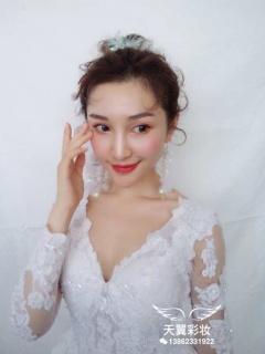 韩式清新妆容