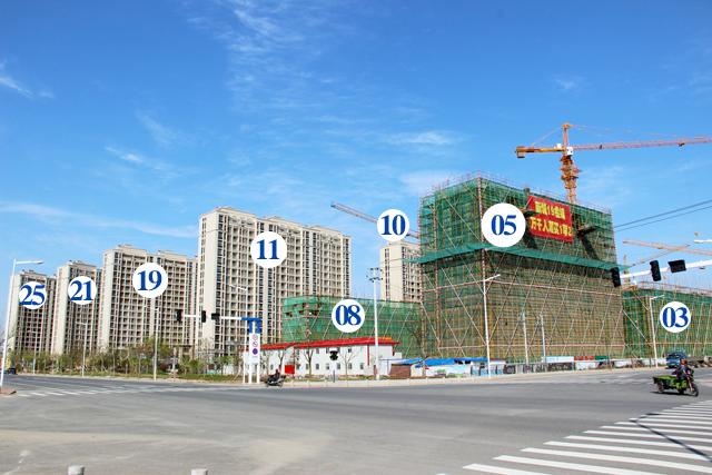 新城,虞悦豪庭,工程进度,零距离房产网
