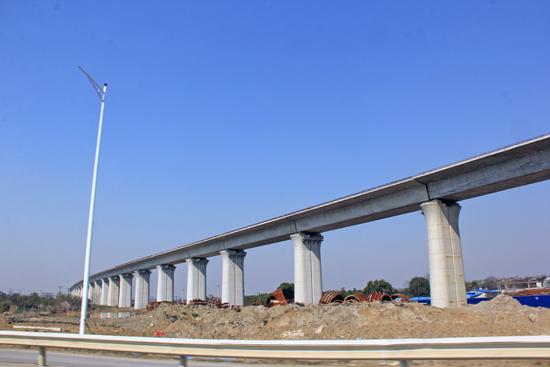 沪通公铁大桥