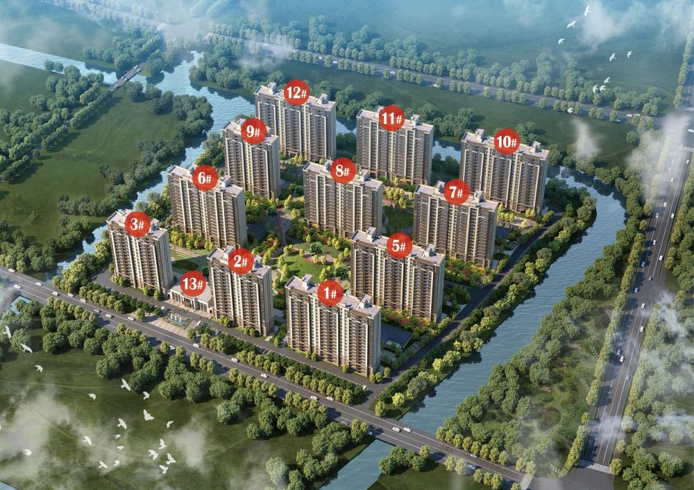 湖悦澜庭,投资,刚需,零距离房产网