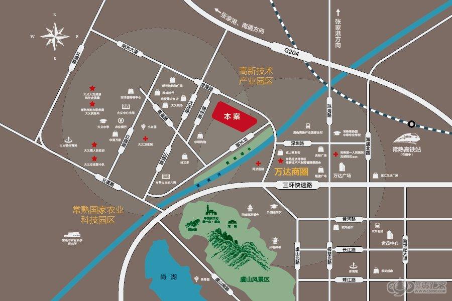 看房团,城北,零距离房产网