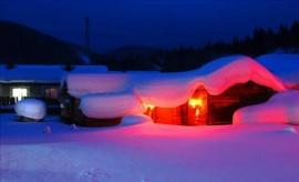 中国最美雪乡
