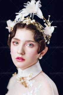 新娘造型系列(四)
