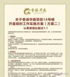 港龙·香语华庭14#楼已开始认筹!