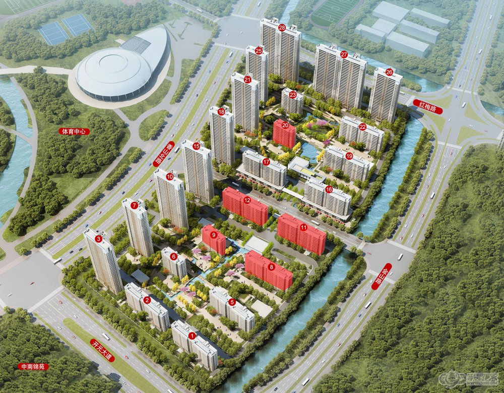 中南林樾二期加推,新房资讯,常熟零距离