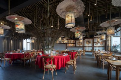 『鱼头故事』500平 海鲜餐厅