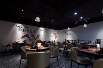 160㎡龙虾主题餐厅『朱小乐』