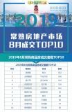 2019年常熟房地产市场8月成交TOP10出炉!
