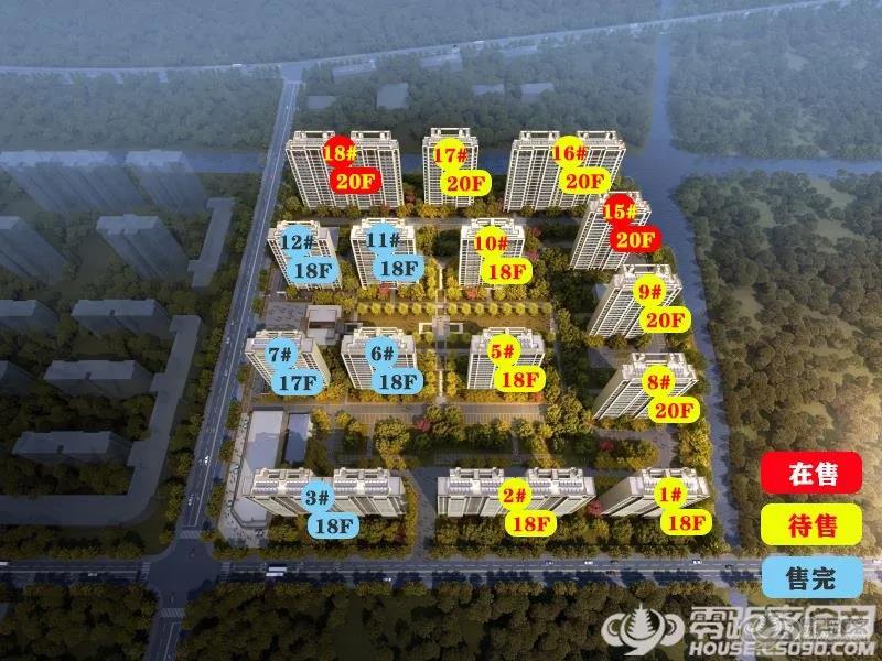 尚湖鎮,春語花庭,零距離房產網