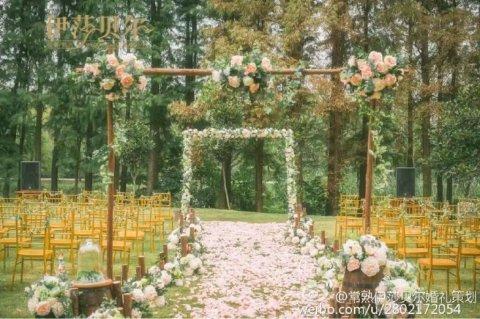 伊莎贝尔婚礼——清新森系